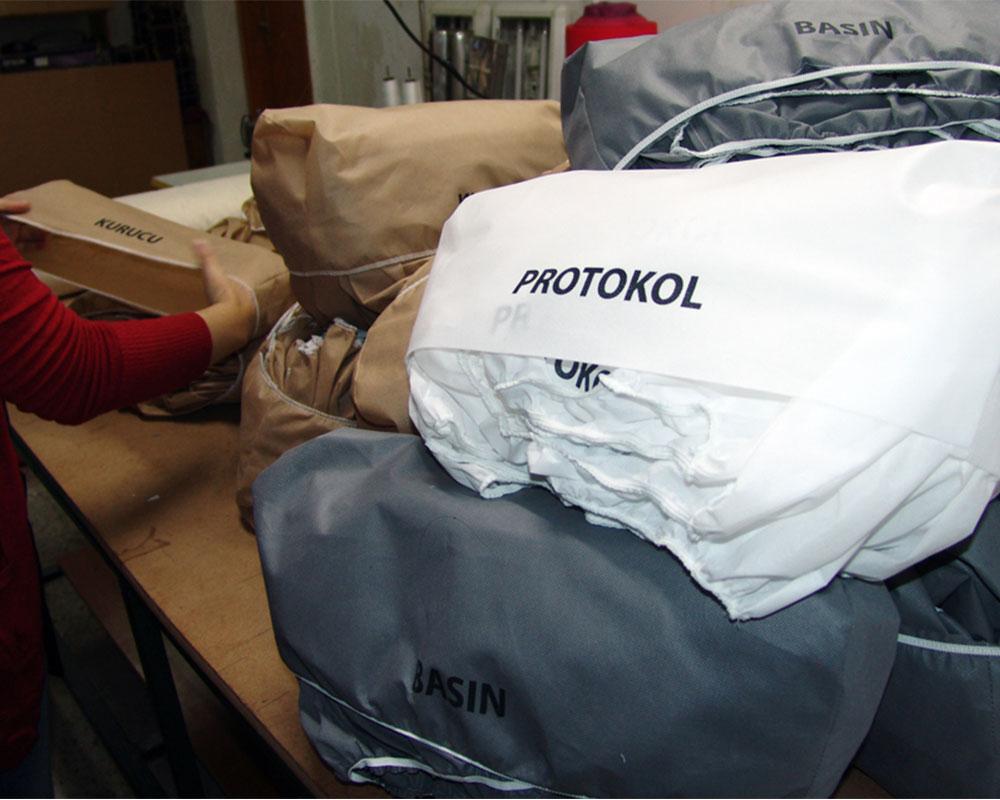 Nonwoven tekstil imalat görselleri