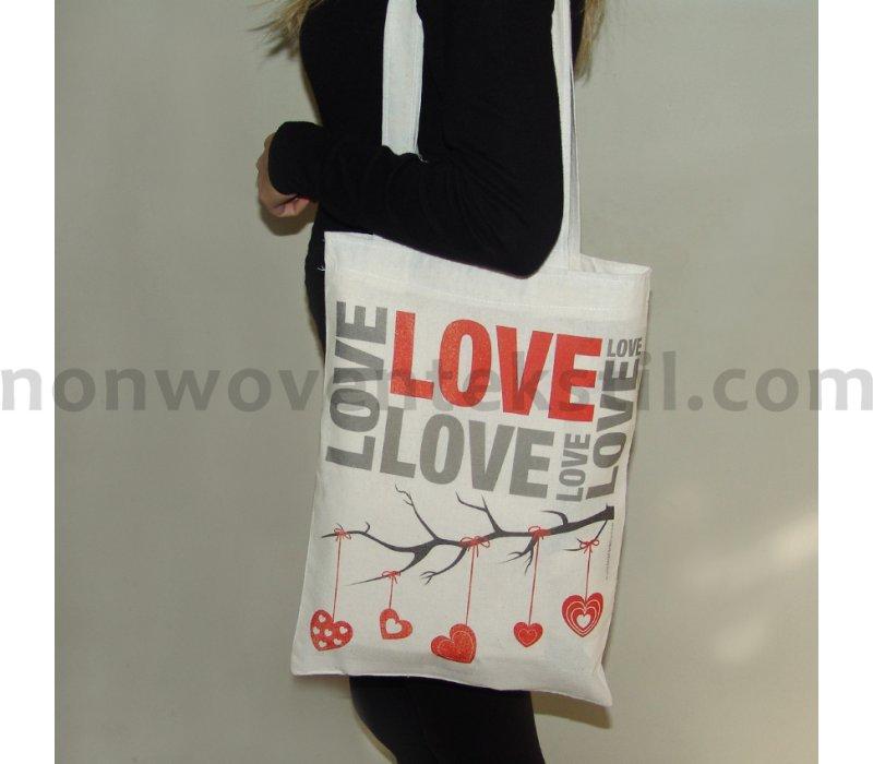 HAMBEZ BASKILI ÇANTA - Love fiyatları, HAMBEZ BASKILI ÇANTA - Love ücretsiz numune veya sipariş verin.