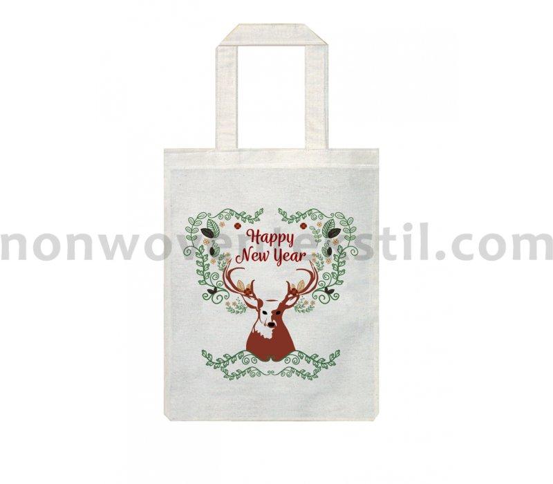 Ham Bez Baskılı Çanta - Noel fiyatları, Ham Bez Baskılı Çanta - Noel ücretsiz numune veya sipariş verin.