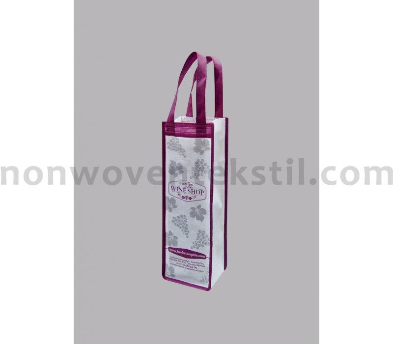 Nonwoven Tekli Şarap Çantası fiyatları, Nonwoven Tekli Şarap Çantası ücretsiz numune veya sipariş verin.