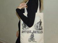 Hambez Çanta - Antik Bisiklet