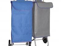 İmperteks Tekerlekli Pazar Çantaları