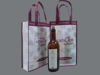 Bölmeli Şarap Çantası