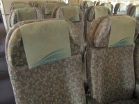 Aircraft Seat Cap